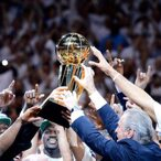 Pat Riley Has A Very Unique Reason To Root Extra Hard For The Miami Heat This Postseason...