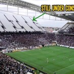 With Just Nine Days Until The Start World Cup - Brazil's MAIN Stadium Is Still Not Finished!!!