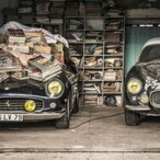 50 Years Ago A French Tycoon Hid His Car Collection In A Rural Barn. Then He Died. This Is Like A Real Life National Treasure!