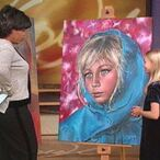 She Went From Abject Poverty To Millionaire Artist...All Thanks To Oprah