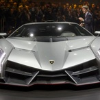 Behold! The Lamborghini Veneno Is The Most Expensive Production Road Car In History