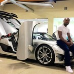 Floyd Mayweather Drops Almost $5 Million On Extremely Limited Hypercar