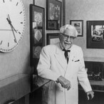 The Colonel Sanders Story: How One Man From Indiana Became A Kentucky Fried Millionaire