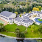 Drone Gives Amazing New Footage Of Michael Jordan's $14 Million Chicago Mansion
