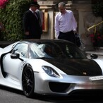 Amazing Car Of The Day: The Porsche 918 Spyder