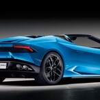 Lamborghini's New Lifestyle Soft Top Huracán Spyder