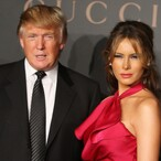 The Rags To Riches To Oval Office Story Of Melania Trump