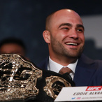 Eddie Alvarez Net Worth