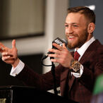 Conor McGregor Claims He'll Make $40 Million In 2016
