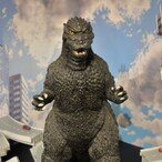 A Man-Sized Godzilla Figure Can Be Yours For A Godzilla-Sized Price