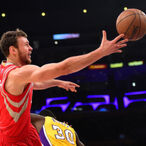 Donatas Motiejunas Held Out For A Better Contract With The Rockets And Lost BIG!