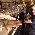Tank Collector Finds Gold Bars Worth Millions Stashed In Former Iraqi Army Tank