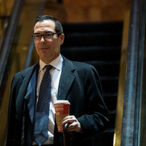 US Treasury Secretary Steven Mnuchin Has A Decent List Of Hollywood Executive Producer Credits