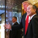 Masayoshi Son Gathering Billions To Conquer Tech World