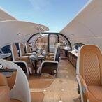 Inside The $100 Million ACJ319neo Infinito Private Jet From Airbus And Pagani