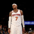 After Acquiring Chris Paul And Locking Up James Harden, Carmelo Anthony Is The Next Target For The Houston Rockets