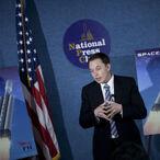Three Billionaires, Three Space Exploration Companies