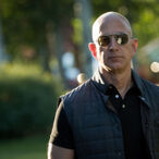 Jeff Bezos, Larry Page, and Sergey Brin Made Massive Amounts Of Money Yesterday After Crushing Earnings