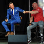 UFC President Dana White Says Conor McGregor May Never Fight Again