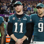The Combined 2018 Salary Cap Hit For Nick Foles And Carson Wentz Is Less Than 19 Other Quarterbacks
