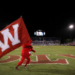 Western Kentucky's Big Red Mascot Is Part Of A $250 Million Lawsuit