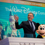 Disney's Bob Iger Has Chance To Take Home $135 Million Reward