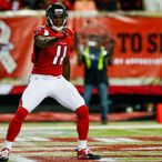 Julio Jones And The Atlanta Falcons Agree To A Record-Setting Deal – Here's How Much He'll Make