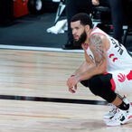 From Undrafted To Major Pay Day: Fred VanVleet Signs A Huge New Contract