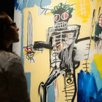 """Warrior"" By Jean-Michel Basquiat Breaks Price Record For Western Art Sold In Asia At $41.7 Million"