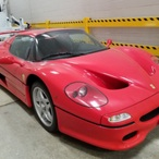 This $2 Million Ferrari F50 Disappeared For 16 Years… And Is Now The Subject Of An International Mystery