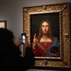 The Saudi Royal Family May Have Paid $450 Million For A Fake Leonardo da Vinci Painting… A Painting That Sold For $1,000 In 2005