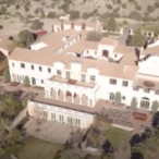 Drone Tour Of Jeffrey Epstein's Recently-Listed $27 Million Creepy New Mexico Ranch Which Just Hit The Market