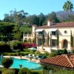 100 Year Old Montecito Mansion Hits The Market For $74 Million