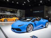 Amazing Car Of The Day: The Lamborghini Huracán