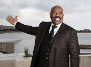 Steve Harvey Sued For $205,000 Over A Private Jet