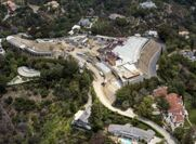 Drone Gives Amazing Footage Of Under-Construction $500 Million Los Angeles Mansion