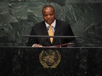 King Mswati III Swaziland