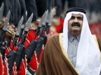 Sheikh of Qatar