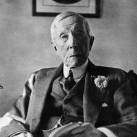 John D. Rockefeller Net Worth