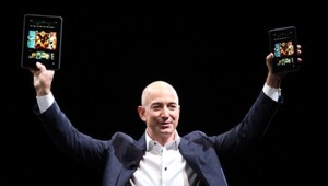 Thumbnail for Jeff Bezos Just Passed Warren Buffett To Become The Third Richest Person In The World