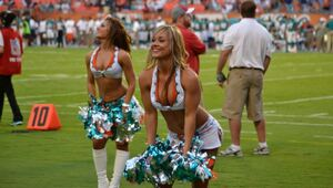 Thumbnail for How Much Does An NFL Cheerleader Make? NFL Cheerleader Salary