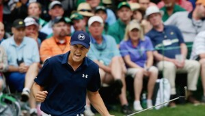 Thumbnail for 22 Year Old Jordan Spieth Was Relatively Unknown A Year Ago. And He'll Make $50 Million In 2015.
