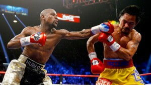 Thumbnail for Mayweather/Pacquiao II May Happen After All (Maybe)