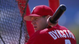 Thumbnail for Former MLB Great Lenny Dykstra Suing Police For $15 Million Over Alleged Beating