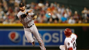 Thumbnail for Giants Sign Shortstop Brandon Crawford To Six-Year, $75 Million Extension