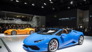 Thumbnail for Amazing Car Of The Day: The Lamborghini Huracán