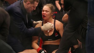 Thumbnail for Ronda Rousey Just Made A TON Of Money Getting Her Behind Kicked
