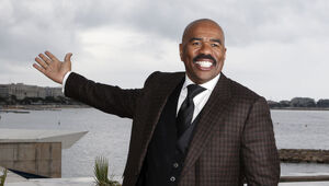 Thumbnail for Steve Harvey Sued For $205,000 Over A Private Jet