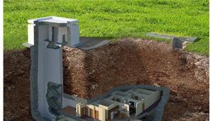 Thumbnail for This $17.5 Million Underground Bunker Will Keep You Alive During World War 3