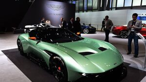 Thumbnail for The First Aston Martin Vulcan In The US Is Now For Sale